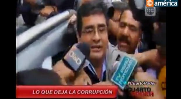 Reportaje Cuarto Poder: Lo que deja la corrupción – ComprasEstatales.org
