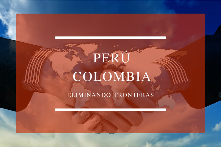 PERU COLOMBIA