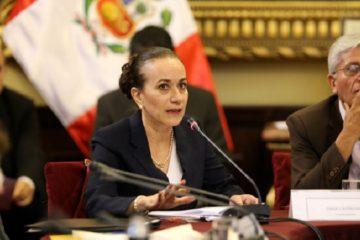 presidenta del OSCE