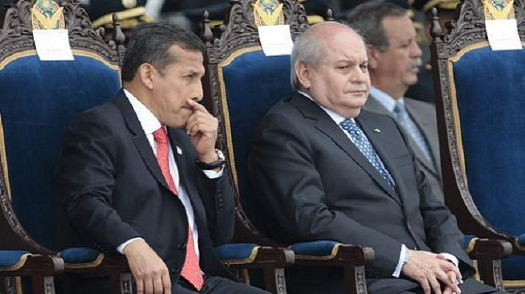 Congreso acusa direccionamiento en compras militares durante gestión de Humala