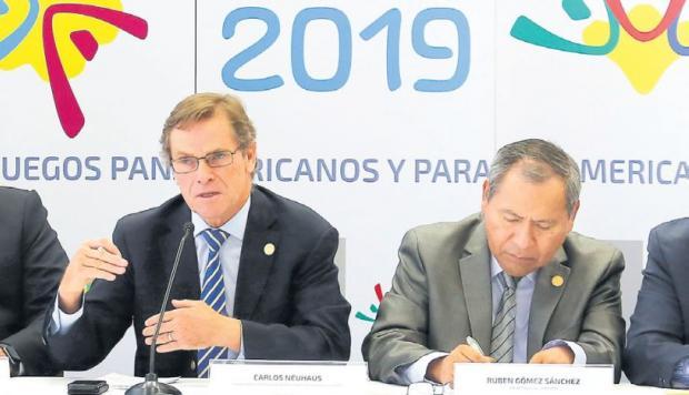 Juegos Panamericanos 2019 generarán S/5.000 millones